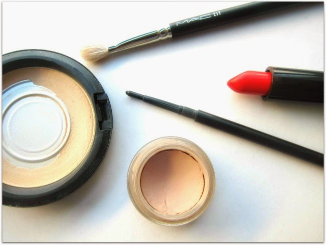 Top Five MAC beauty products