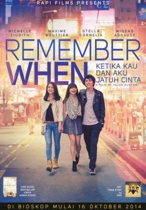 Film Remember When 2014