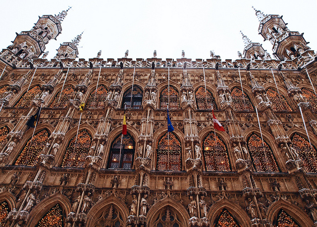 أفضل المعالم السياحية في بلجيكا