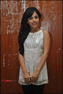 Priya Banerjee Pictures at Kiss Movie Teaser Trailer Launch Event  0047.jpg