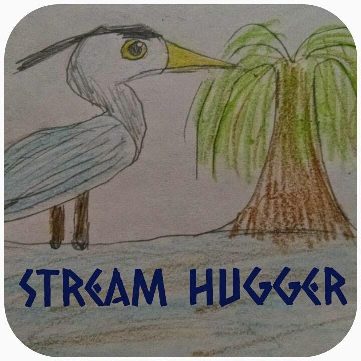 Stream Hugger Logo