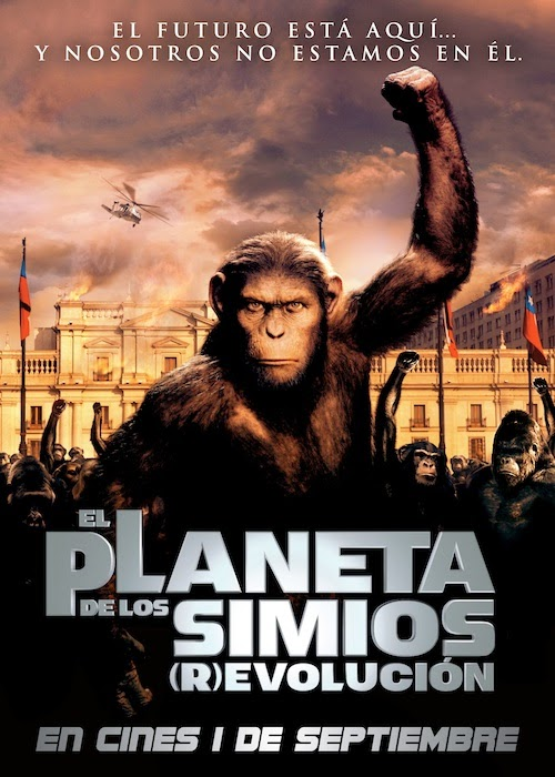 Planeta de los Simios: Revolucion
