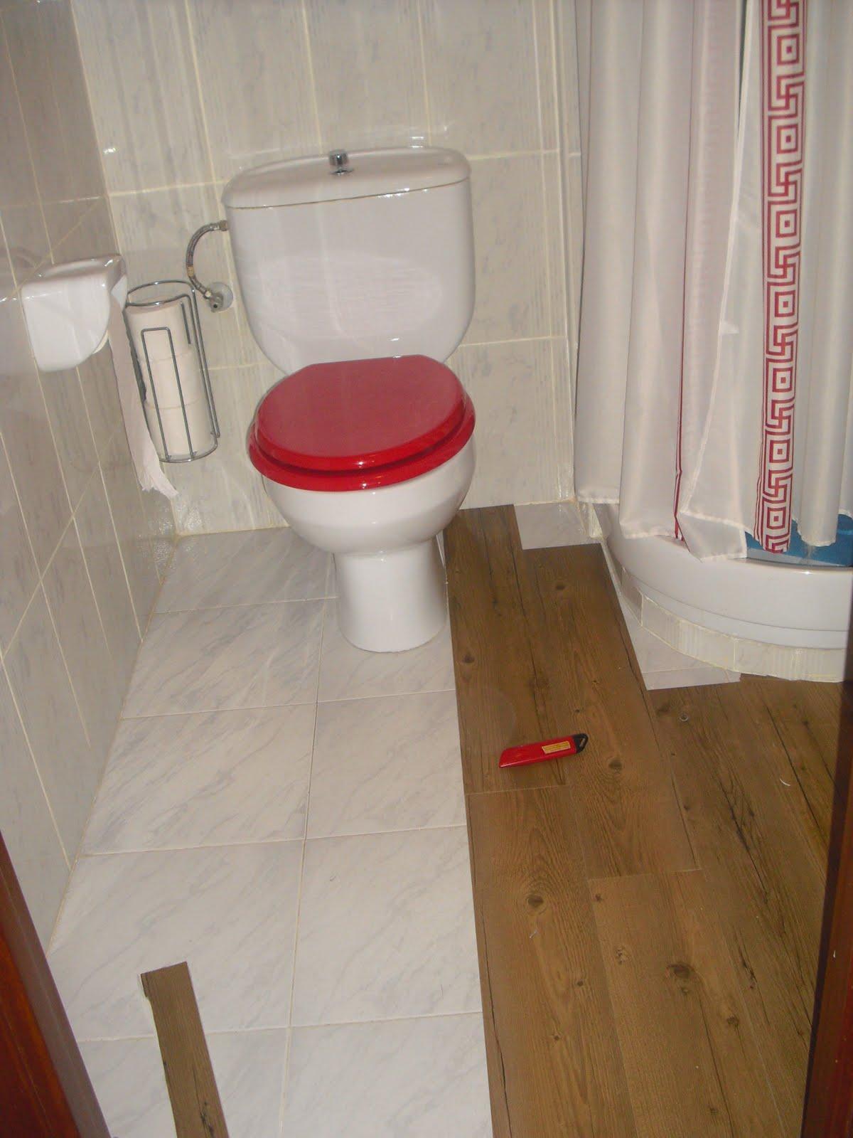 Renovar ba o con suelo vinilico decoraci n - Suelo vinilico para bano ...