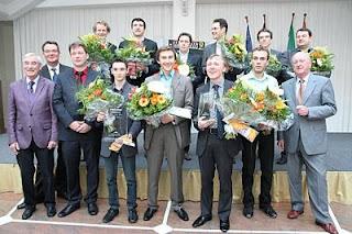 Echecs à Dortmund : les participants - Photo © Georgios Souleidis