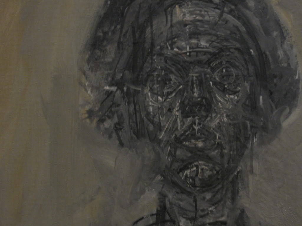 deux peintres italien du XX éme siècle; giacometti et morandi AlbertoGiacometti1b