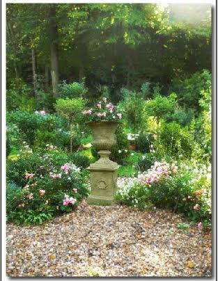 Mon jardin au cours des saisons....