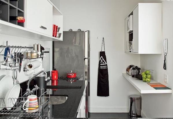 decorar cozinha velha:Estilo masculino na decoração – Apê em Decoração
