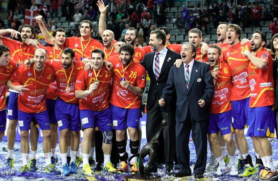 España Campeona del Mundo de Balonmano