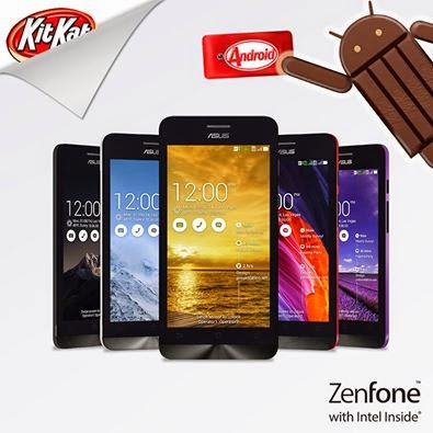 Zenfone 4 System Update