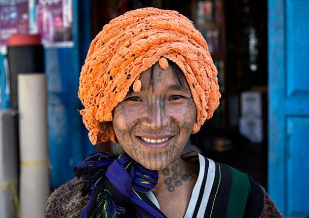 Suku Chin Myanmar