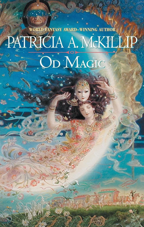 Od Magic by Patricia A. McKillip cover