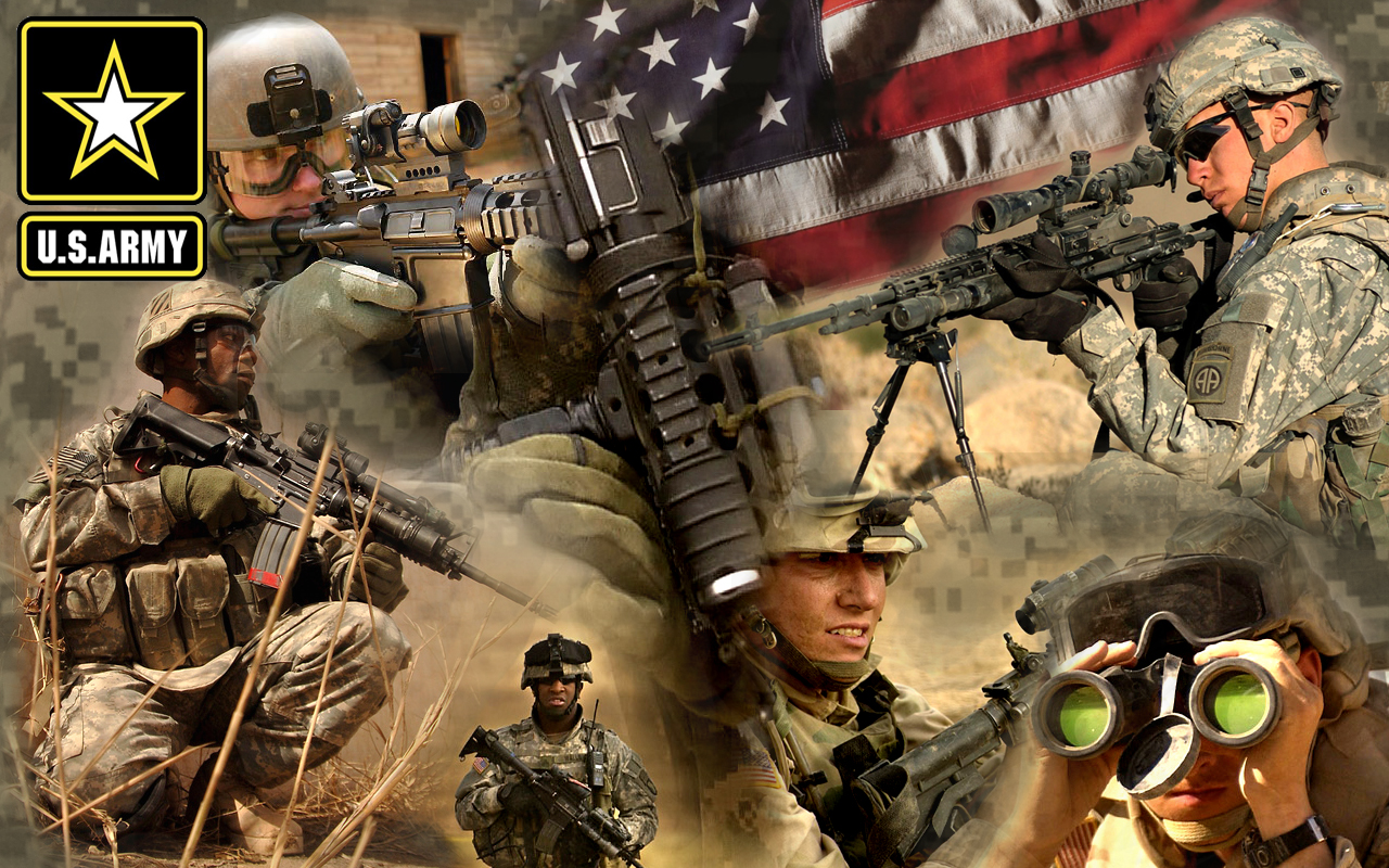 Army Military HD Wallp...