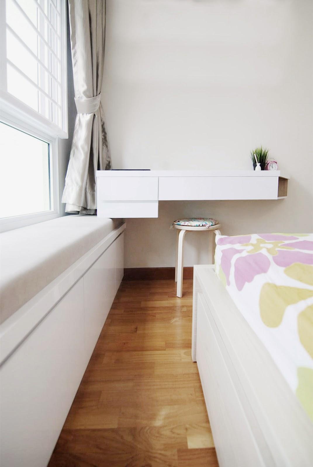 Butterpaperstudio reno ancilla bto final photos of the - Master bedroom study table ...