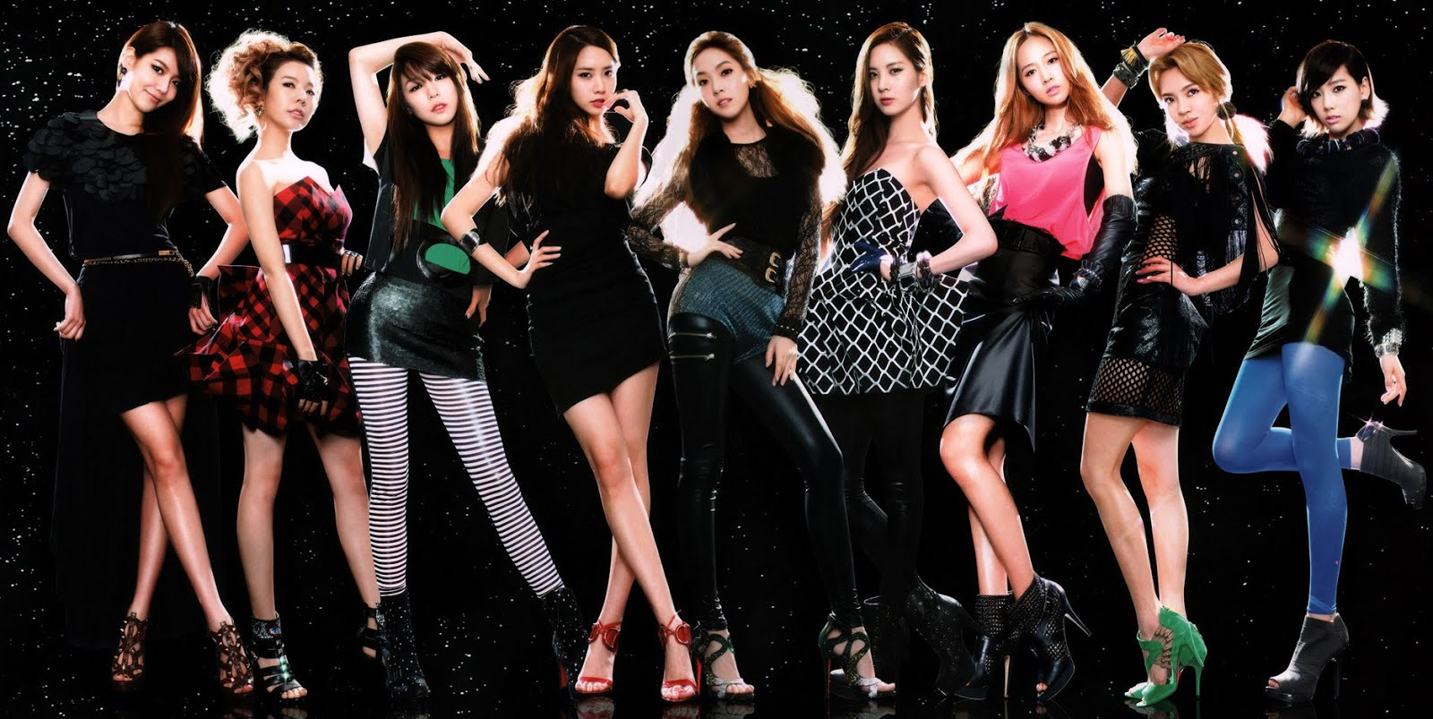 Girls Generation 6