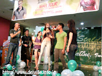 Diana Stalder: 15th Year Anniversary Mall Tour with Daiana Menezes and Tibo of PBB 8