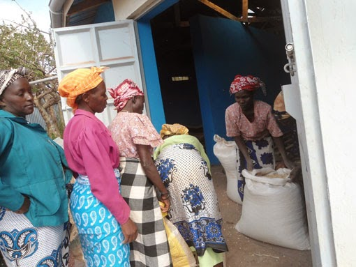 Hilfsprojekt Kenia