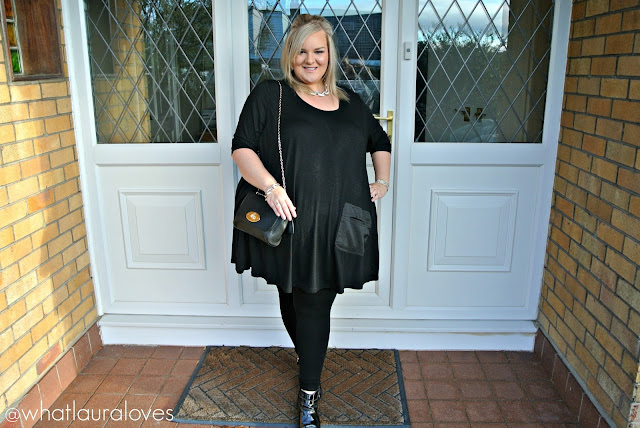 Navabi Plus Size Fashion WhatLauraLoves wearing Gozzip, MAT Fashion, Simply Be, Office and Mulberry