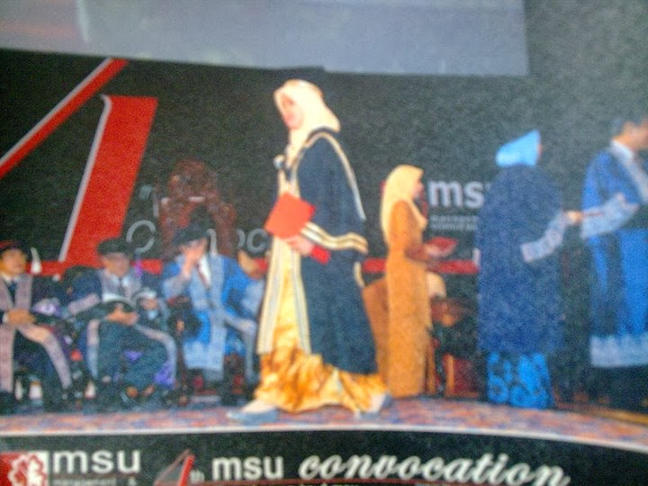 SHAH ALAM : DEGREE @ MSU 2008