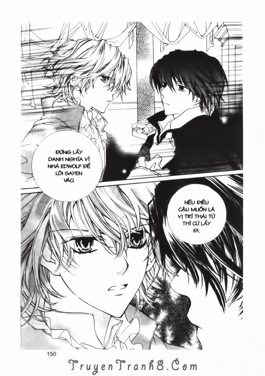 A Kiss For My Prince - Nụ Hôn Hoàng Tử Chapter 27 - Trang 14