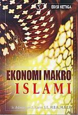 toko buku rahma: buku EKONOMI MAKRO ISLAMI EDISI KETIGA, pengarang adiwarman , penerbit rajawali pers