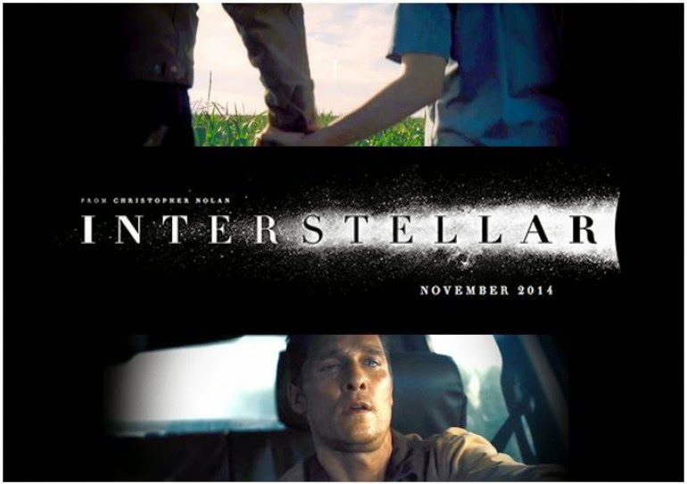 Interstellar: Banner | A Constantly Racing Mind
