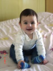 Léo - 7 meses