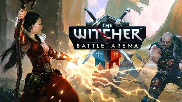 The Witcher Battle Arena MOBA Gameplay IOS / Android