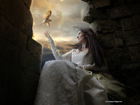 Fantasy Art Wallpaper Elene Dudina Artwok 08
