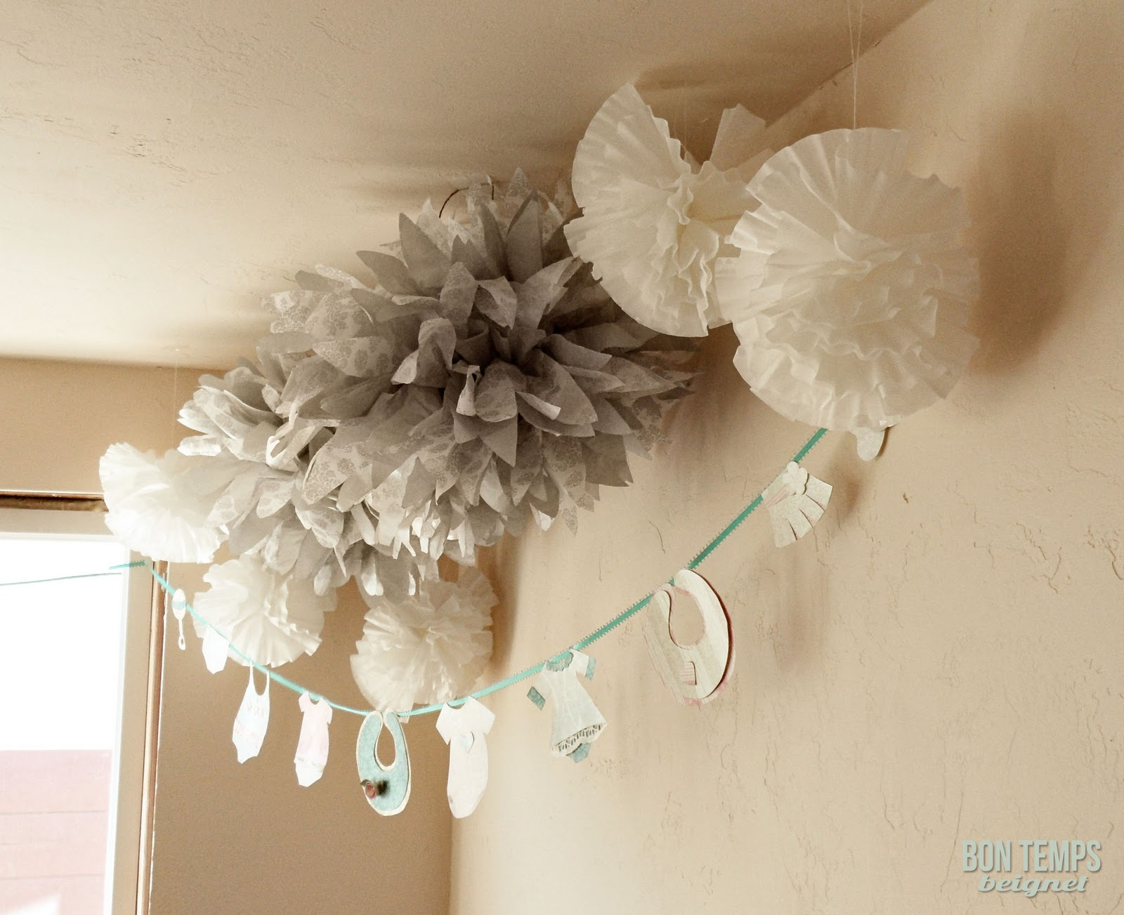 Bon Temps Beignet: Shabby Chic Baby Shower