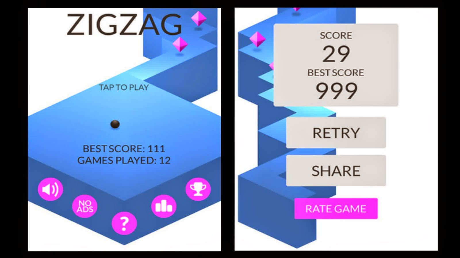 game zigzag