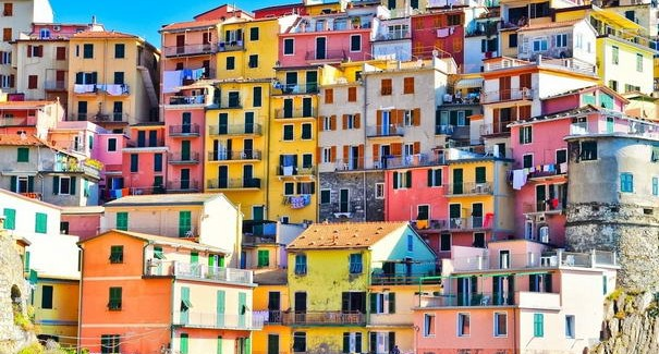 Top 10 Colorful Cities In The World