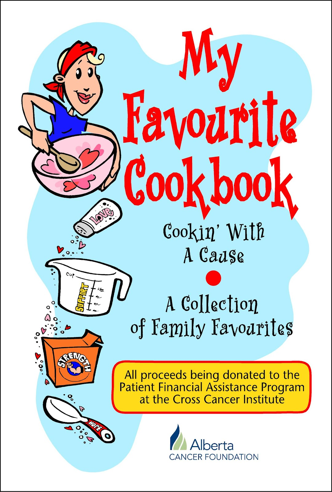 My Cookbook Cover : Laurel hawkswell edmonton artist art gmail