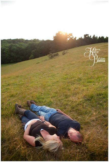 farm wedding, farm engagement, katie byram photography