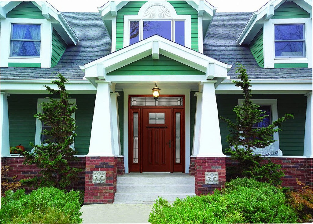 Photo of the exterior of a home for an article about home improvement projects and their expected return.
