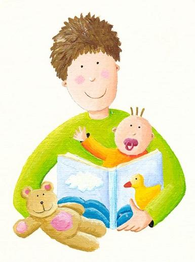 el habito de la lectura en los ninos: