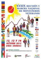 39ª Reunión y Marcha Nacional de Montañeros Veteranos