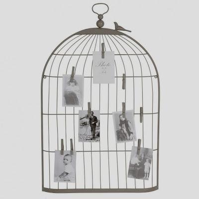 Marta decoycina decorar con jaulas - Jaulas decorativas zara home ...
