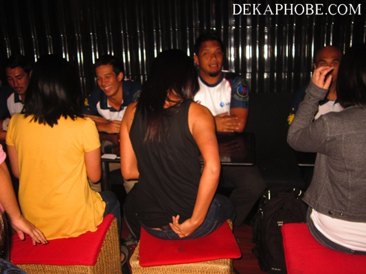 Speed dating in the philippines
