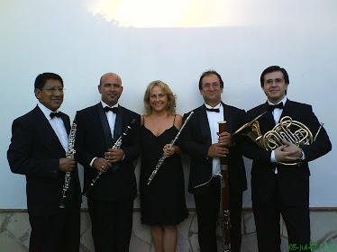 "Quinteto de Viento ""Divertimento"""