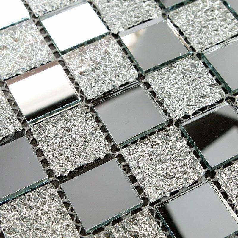 Foundation Dezin Decor Floor Glass Tiles