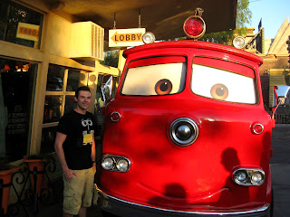 cars land fire truck