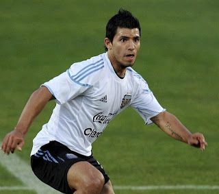 Kun Aguero will sign with Adidas, the brand that sponsor Real Madrid