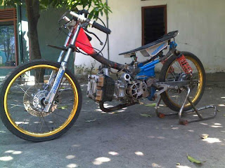 MODIFIKASI MOTOR: MODIFIKASI HONDA GRAND 315CC