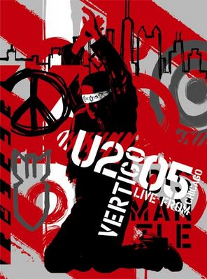U2: Vertigo Live From Chicago (2005) DVD Rip   Torrent
