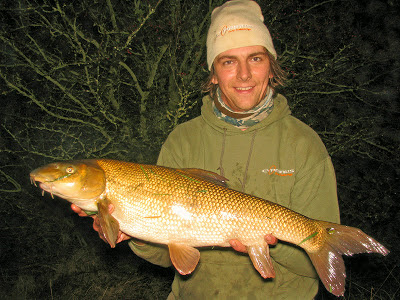 Big Summer Barbel