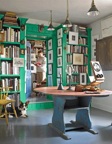 A Library of Design: Emerald City