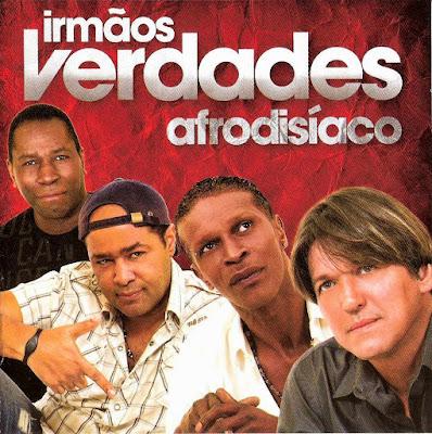 Irmãos Verdades – Afrodisíaco (2012)  Cover