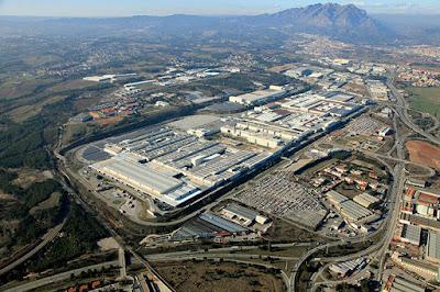 Στο εργοστάσιο της SEAT στο Martorell ανατέθηκε η παραγωγή του Audi A1