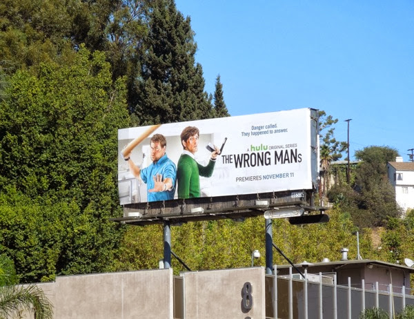 Wrong Mans season 1 billboard