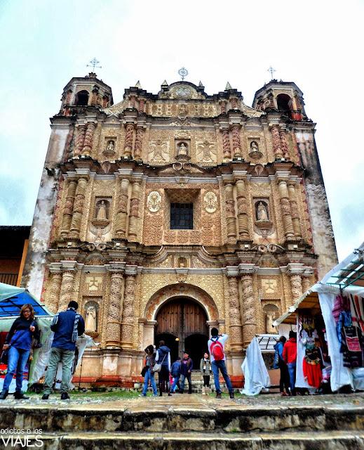 Iglesia de Santo Domingo, San Cristóbal de las Casas
